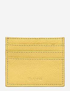 Day Card - wizytowniki - sunshine yellow