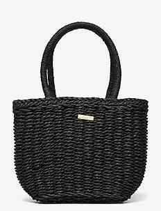Day Beach Basket S - handtassen - black