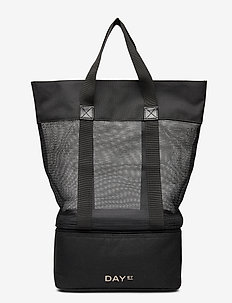 Day Fieldtrip Tote Cooler - weekend and gym bags - black