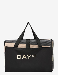 Day Fieldtrip Picnic Blanket - beachwear - black