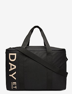 Day Fieldtrip Cooler B - weekend and gym bags - black