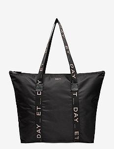 Day GW Sporty Logo Bag - fashion shoppers - black