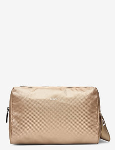 Day GW Sporty Logo Beauty B - toilettasker - moonlight beige