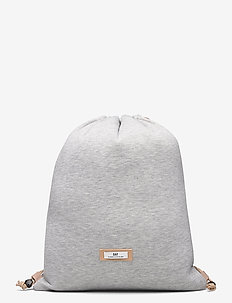Day Gweneth Jogging Sack - backpacks - silver lining grey