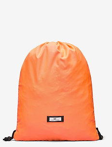 Day Gweneth Sack - backpacks - hot coral orange