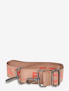 Day ET Strap - bag straps - hot coral orange