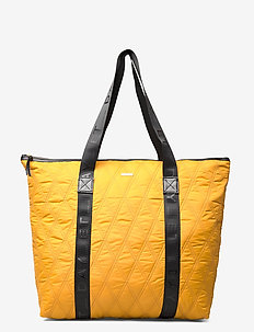 Day GW Q Diamond Bag - shoppers - buckthorn brown