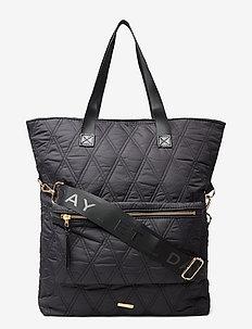 Day GW Q Diamond Tatch - casual shoppers - black
