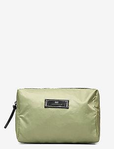 Day Gweneth Beauty - cosmetic bags - iguana green