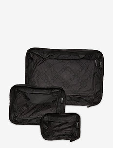 Day Cube Suitcase Packing Set - reise-accessoires - black