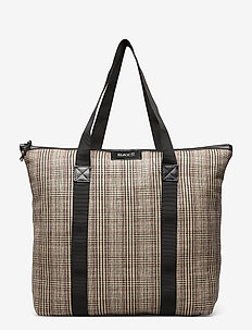 Day Gweneth Teddy Bag - shoppers - potting soil brown