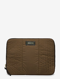Day Gweneth RE-Q Partial Fold13 - laptoptassen - military olive