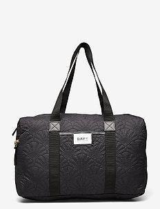 Day Gweneth Q Fan Tone Sporty - torby podróżne i torby gimnastyczne - black