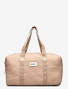 Day Gweneth Q Fan Tone Sporty - torby podróżne i torby gimnastyczne - brush beige