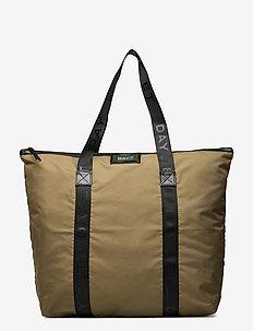 Day Gweneth RE-T Bag - torby na zakupy - military olive