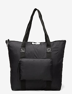 Day Gweneth Fold Bag - shoppers - black