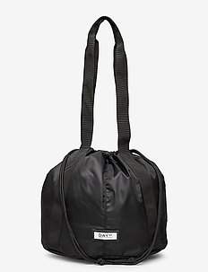 Day Gweneth Draw Bag - bucket-laukut - black