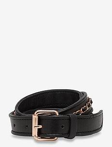 Day Laced Chain Belt - skärp - black