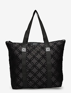Day Gweneth F Octagon Bag - shoppers - black