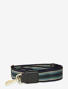 Day Lurex Guitar Strap - veskestropper - maritime blue