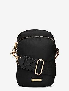 Day RE-Logo Band Compact Mini - bags - black