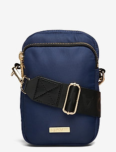 Day RE-Logo Band Compact Mini - bags - true navy