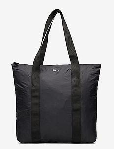 Day GW No Rain Bag M - shoppers - black