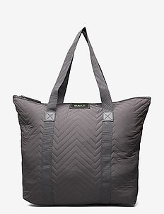 Day Gweneth RE-X Chewron Bag - shoppers - forged iron grey