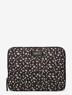 Day Gweneth RE-Q Flower Fold13 - väskor - black
