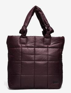 Day RE-Q XL Puffy Bag - sacs en toile - cabernet