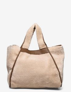 Day Teddy Bag - torby tote - rose tint