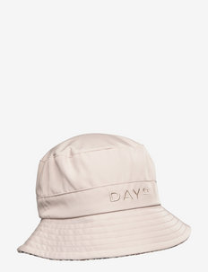 Day Inside Check Bucket Hat - bucket hats - timber wolf