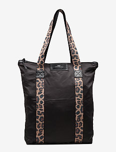 Day Exlusive Leo Strap Tote - BLACK