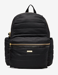 Day GW Puffer BP S - backpacks - black