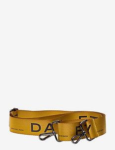 Day ET Color Strap - key rings - harvest gold