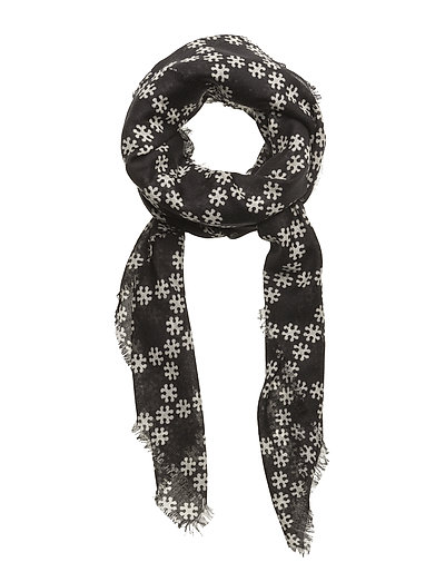 Day Deluxe Cruce Scarf - BLACK