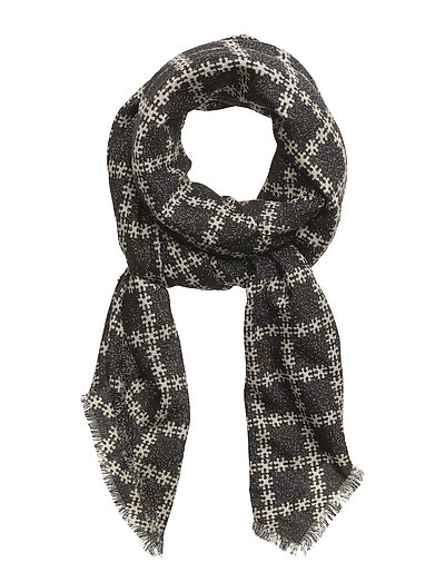 Day Deluxe Lux Scarf - BLACK