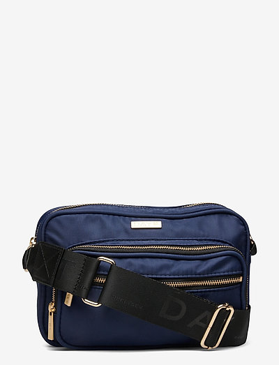 Day RE-Logo Band SB S - shoulder bags - true navy