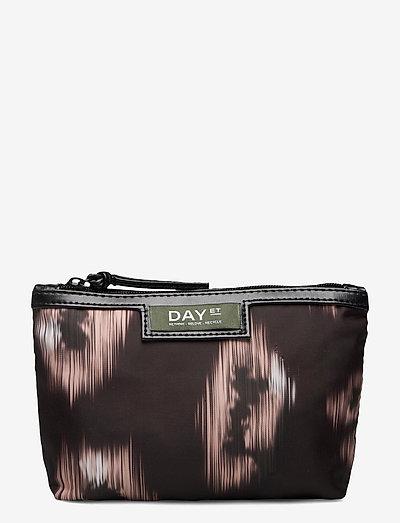 Day Gweneth RE-P Ikat Mini - cosmetic bags - black