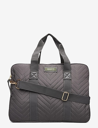 Day Gweneth RE-X Chewron Comp15 - computer bags - forged iron grey