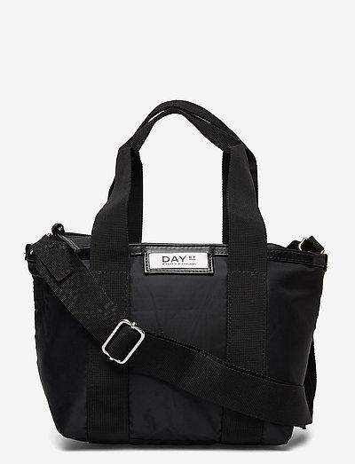 Day Gweneth Bag S - axelremsväskor - black