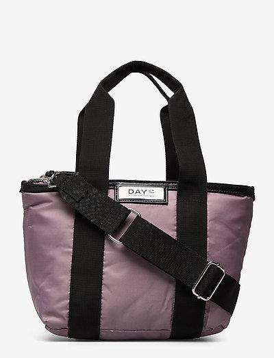 Day Gweneth Bag S - axelremsväskor - elderberry