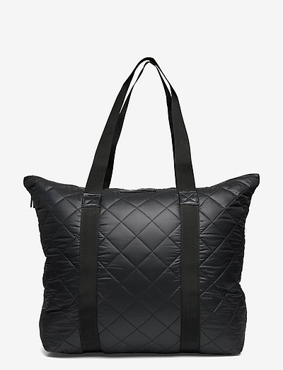 Day Gweneth RE-Q Checky Bag - torby tote - black