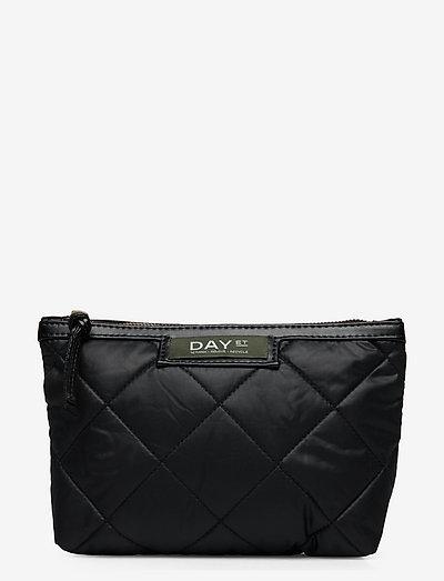 Day Gweneth RE-Q Checky Mini - cosmetic bags - black