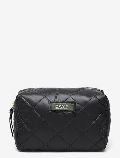 Day Gweneth RE-Q Checky Beauty - cosmetic bags - black