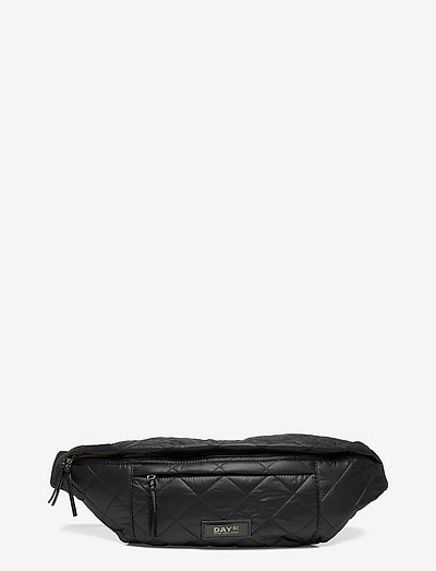 Day Gweneth RE-Q Checky Bum XL - belt bags - black