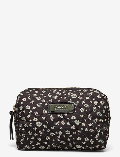 Day Gweneth RE-Q Flower Beauty - cosmetic bags - black