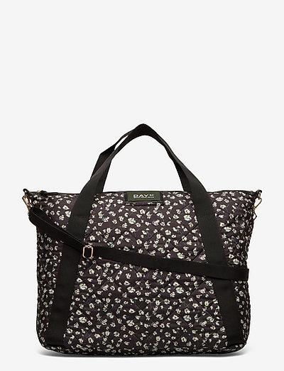 Day Gweneth RE-Q Flower Cross - shoppers - black