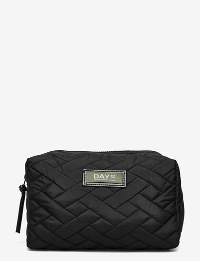 Day Gweneth RE-Q Tiles Beauty - cosmetic bags - black