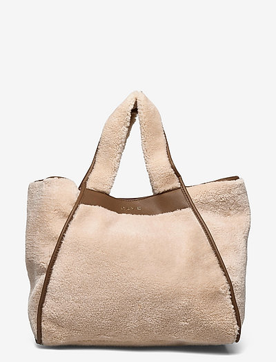 Day Teddy Bag - totes - rose tint